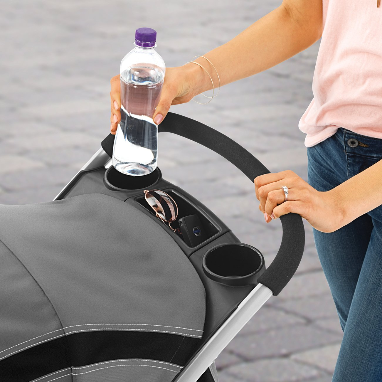 Chicco Mini Bravo Sport Travel System, Carbon by Chicco (Image #5)