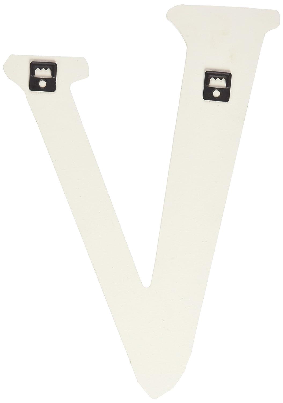 My Baby Sam Wall Hanger Letter G Solid White