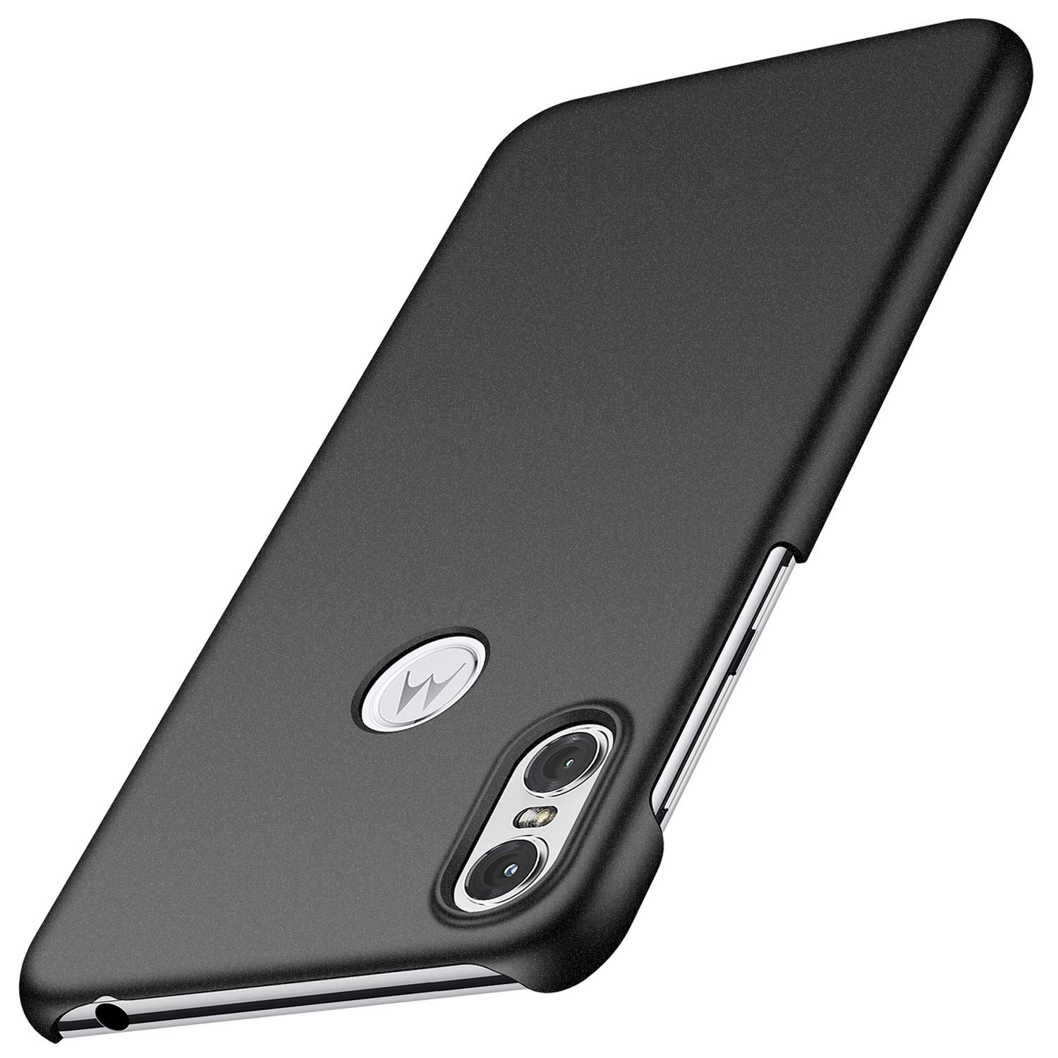 Amazon.com: Moto One Case, Almiao [Ultra-Thin] Minimalist ...