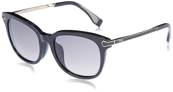 Fendi FF 0021/F/S EU 7US 53, Gafas de Sol Unisex Adulto ...