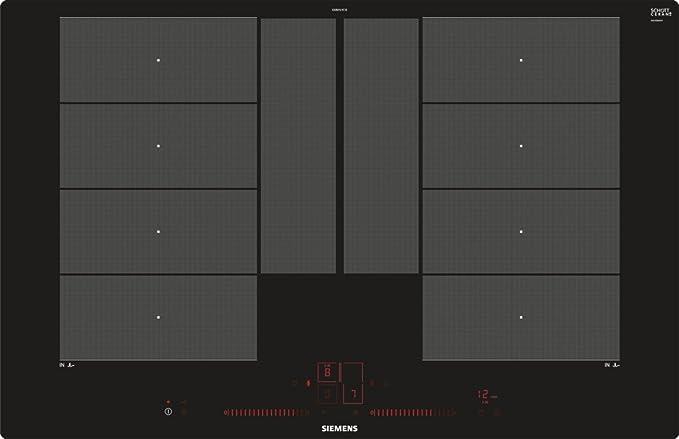 Siemens ex801lyc1e iQ700 hobs eléctrico/vitrocerámica/vidrio y ...