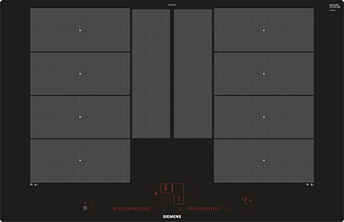 Siemens ex801lyc1e iQ700 hobs eléctrico/vitrocerámica/vidrio ...