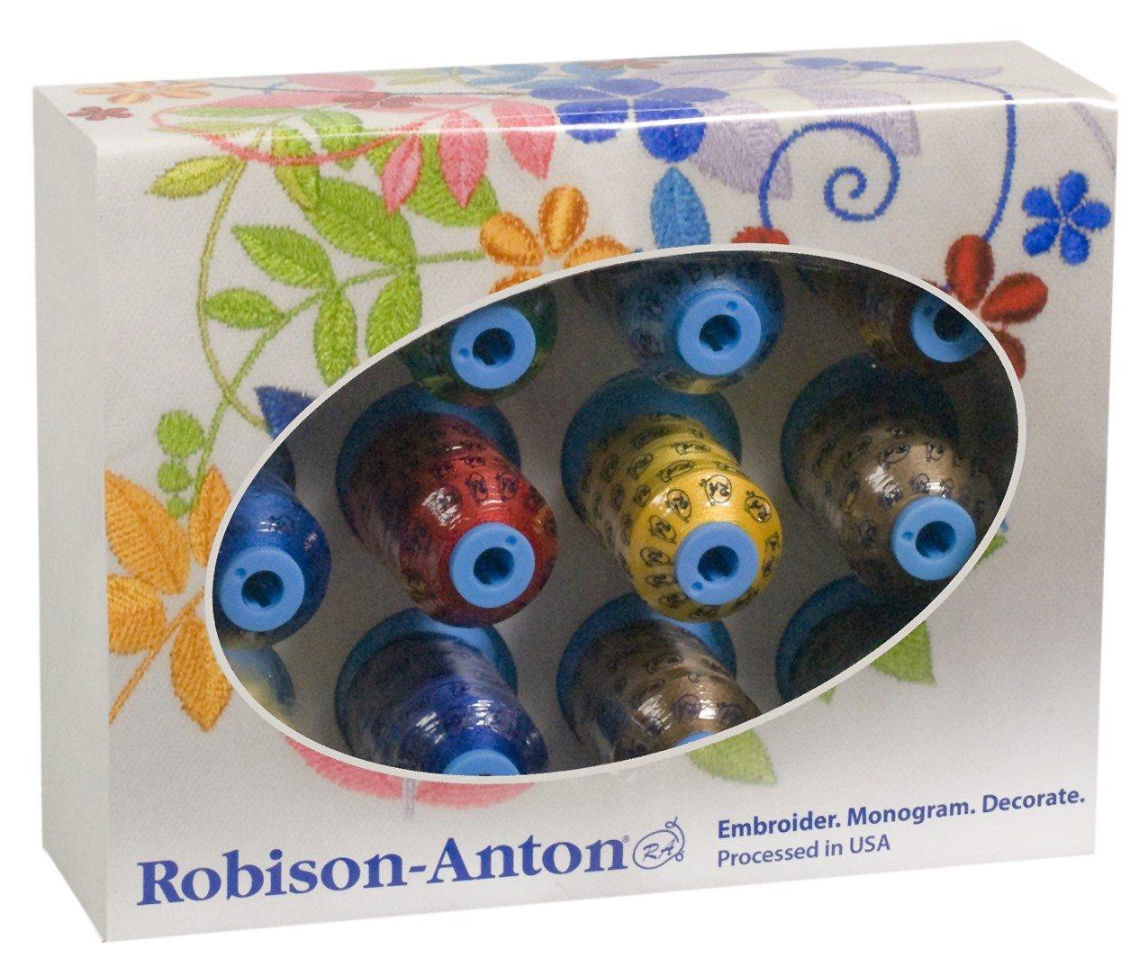 Robison-Anton Super Brite Polyester Collection Gift Pack-12/Pkg (並行輸入品) B00KIFJKSA
