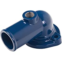 Meziere WN0031B Blue Water Neck Fitting for 1.25 Hose