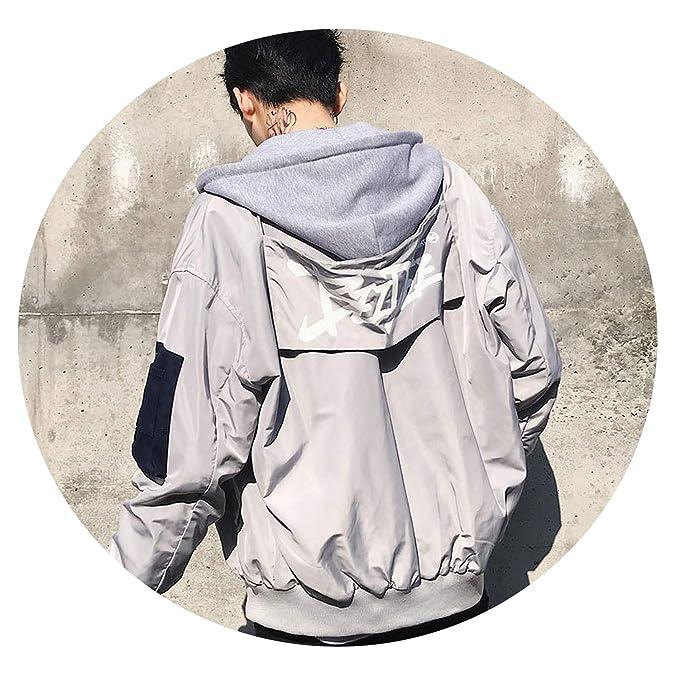 Amazon.com: Victoria-show-outerwear Hip Hop Chaquetas de ...