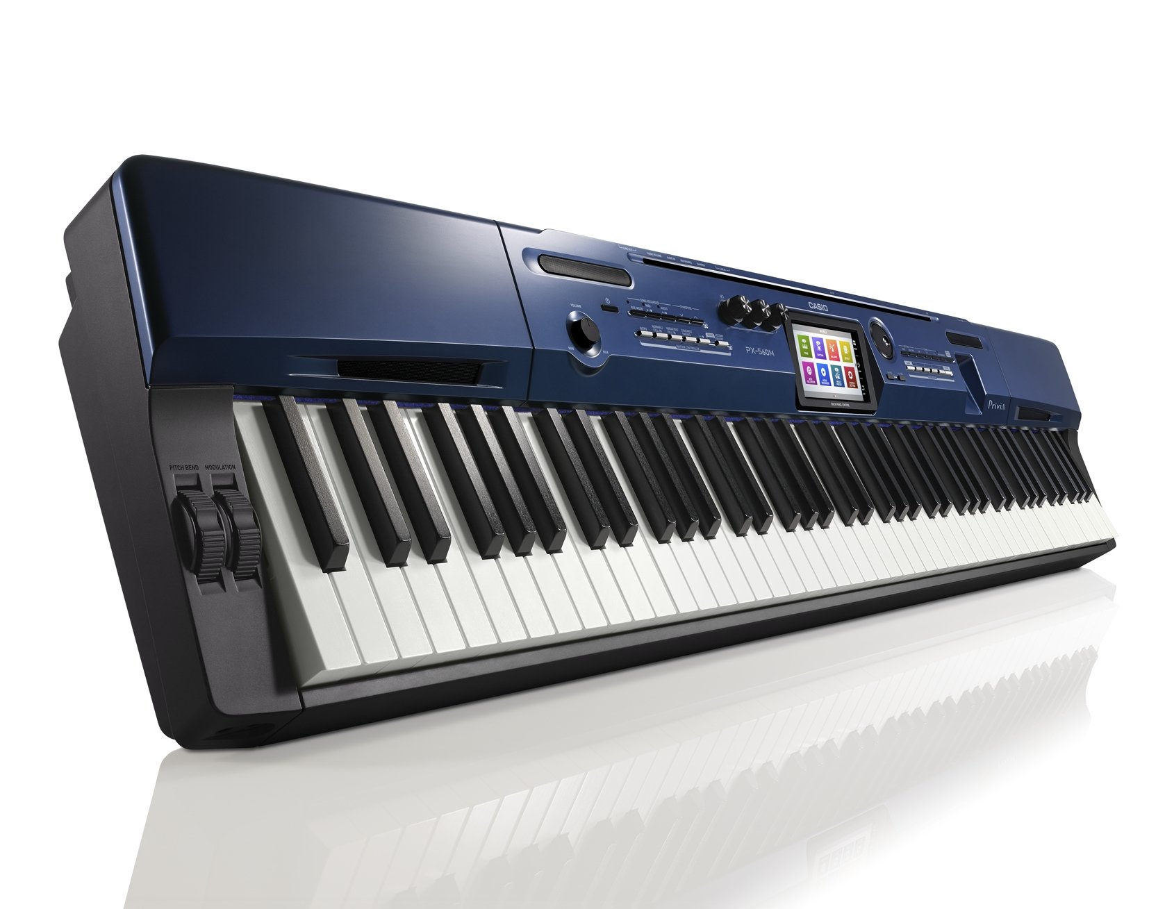 Casio PX 560 Review - User-Friendly