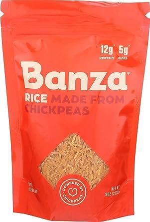 Banza, Rice Chickpea, 8 Ounce