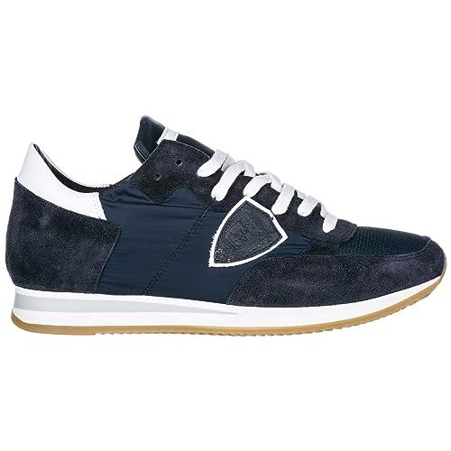 Philippe Model Sneakers Tropez Uomo Blu