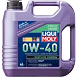 LIQUI MOLY 力魔官方旗舰店 合成能量全合成机油 0W-40 2451