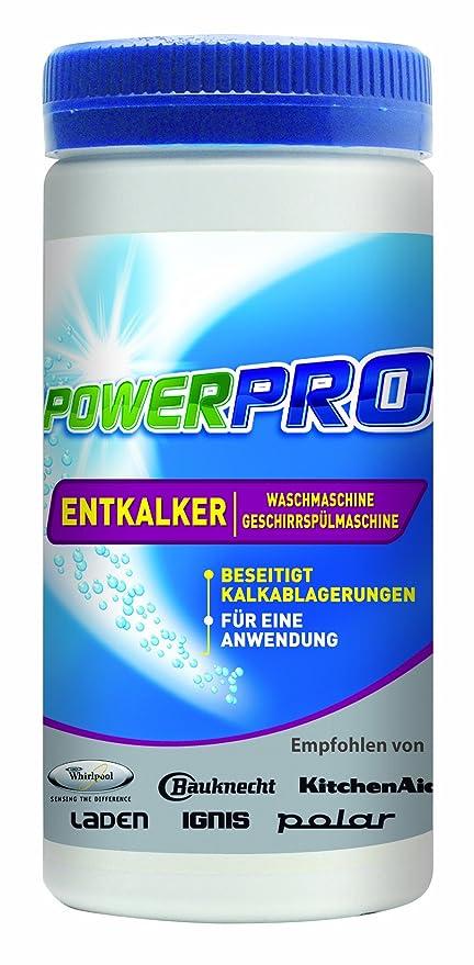 Wpro DES200 PowerPro - Producto antical para lavadoras y ...