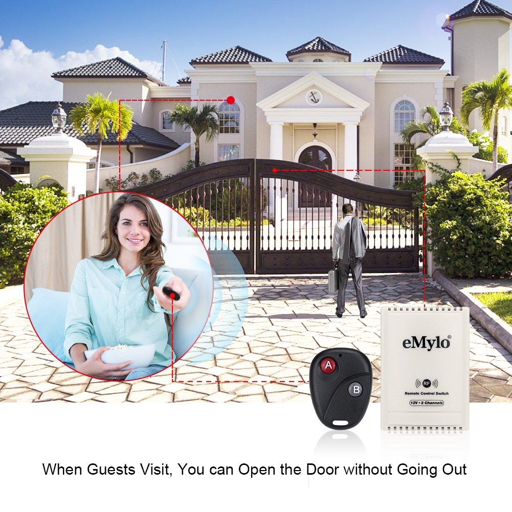 eMylo® Fernschalter-Set mit Fernbedienung, mit 2: Amazon.de: Elektronik