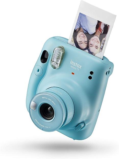 Instax Mini 11 Camera Sky Blue Kamera