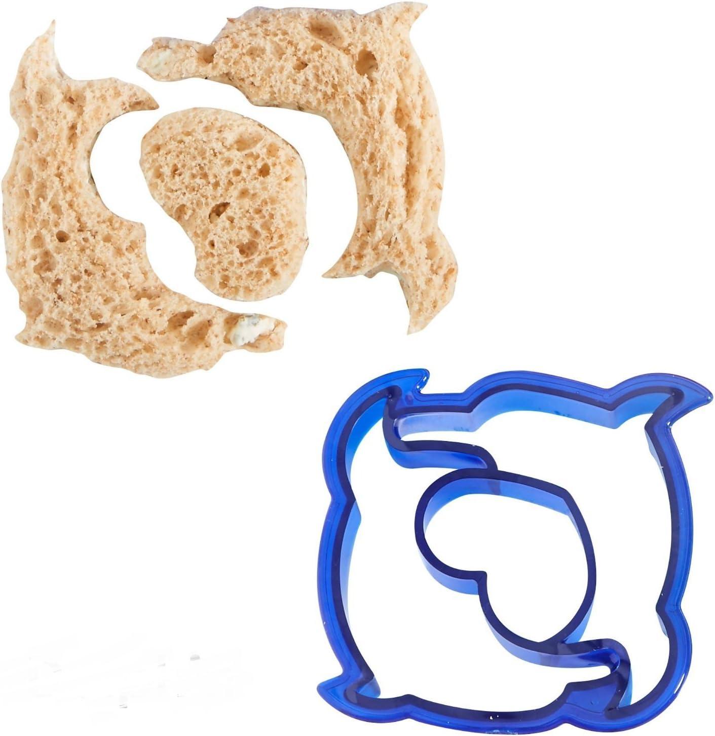 DIY Sandwich Form Cutter Toast Brot Cookie Sandwich Keks Ausstecher NEU