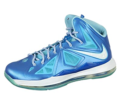 b207b318c05 Image Unavailable. Image not available for. Color  Lebron X + Blue Diamond  ...
