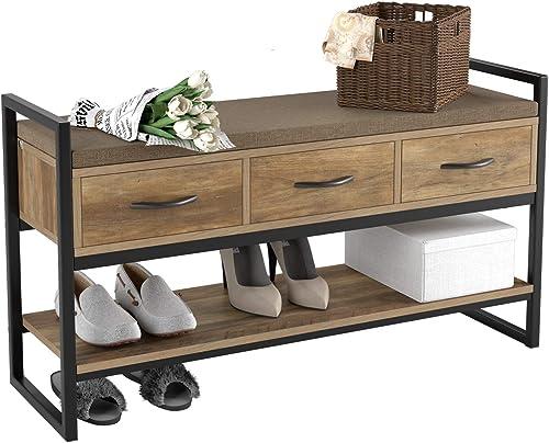 HOMECHO Shoe Bench
