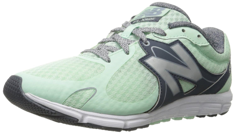 New Balance Women's 630v5 Flex Ride Running Shoe B0164CA4M6 6.5 B(M) US Seafoam/Thunder