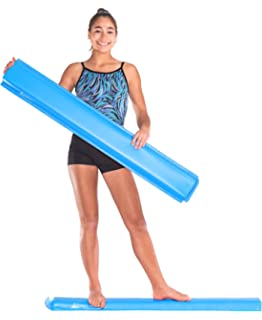 Amazon.com : Alpha Mats Medium Density Floor Balance Beam ...