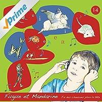 Fugue et mandarine, Vol. 14 (J'ai des chansons plein la tête)
