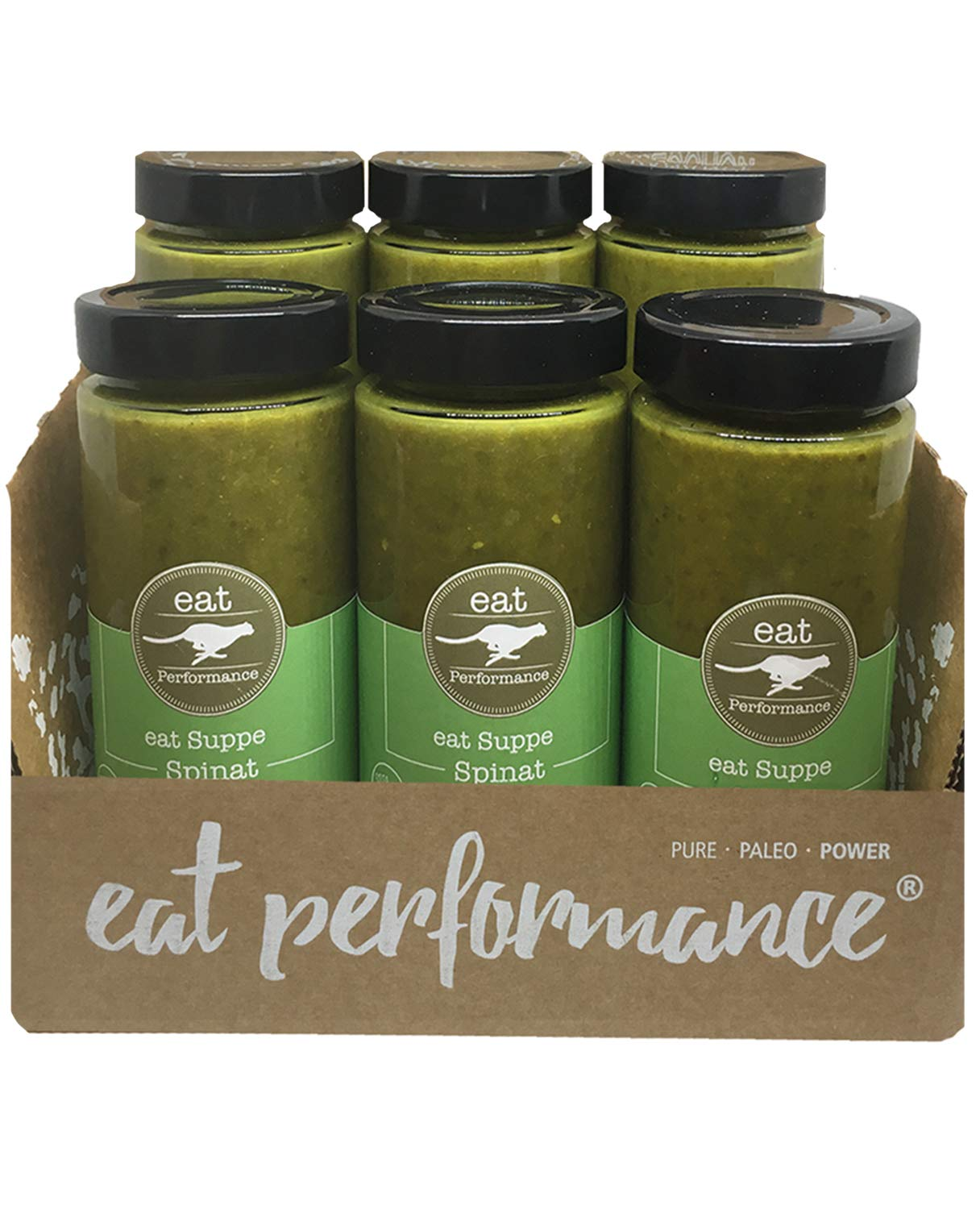eat Performance Spinat Suppe