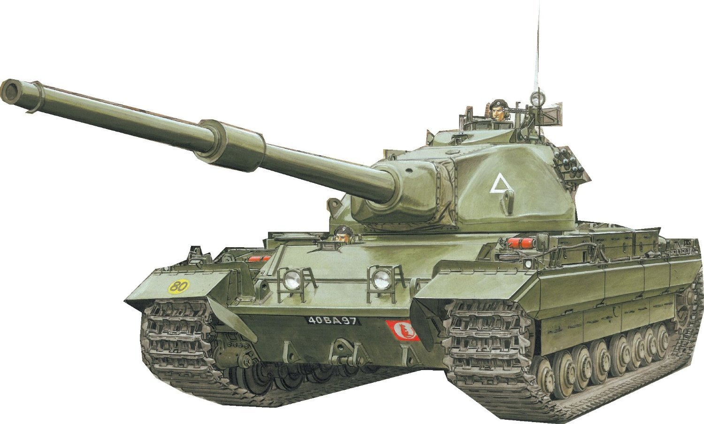 Dragon Models British Heavy Tank Conqueror Model Kit (1/35 Scale) [並行輸入品] B0165SNMRI