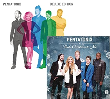 Pentatonix, Ptx - Pentatonix (Deluxe Version) - That's Christmas ...
