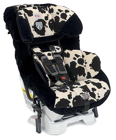 Britax Boulevard CS Convertible Car Seat Cover Set Cowmooflage