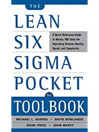 Amazon quality control kindle store the lean six sigma pocket toolbook a quick reference guide to nearly 100 tools for fandeluxe Choice Image