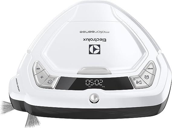 Electrolux ERV5100LW Robot aspiradora triangular programable, blanco: Amazon.es: Hogar