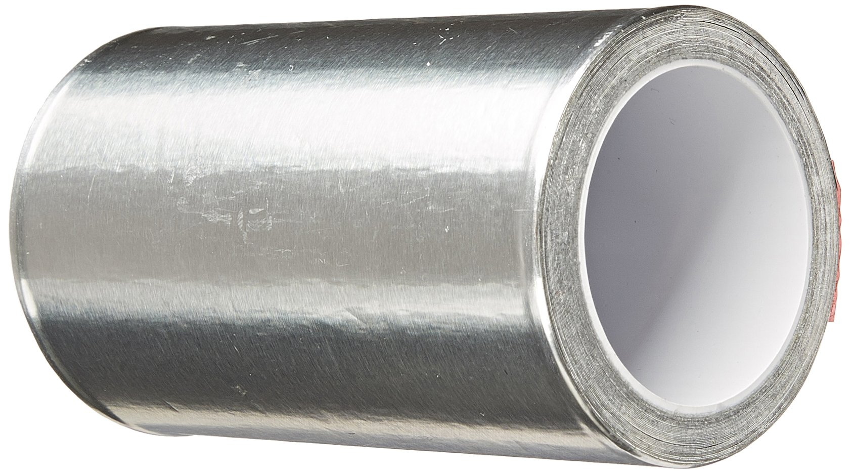 TapeCase 438 4in X 5yd Shiny Silver Aluminum Foil Tape (1 Roll)