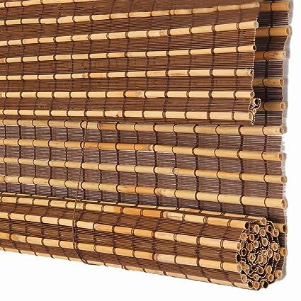 Favorit Amazon.de: Bambusrollo Bambus-Rollo-Roll-Ups, Jalousien Für EJ08