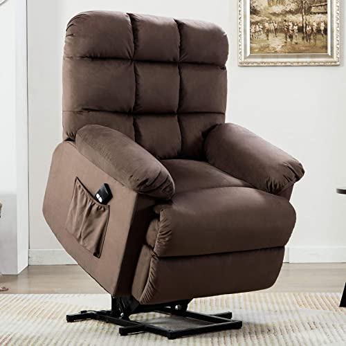 Best living room chair: ANJ Power Lift Recliner Chair Safety Motion Reclining Chair
