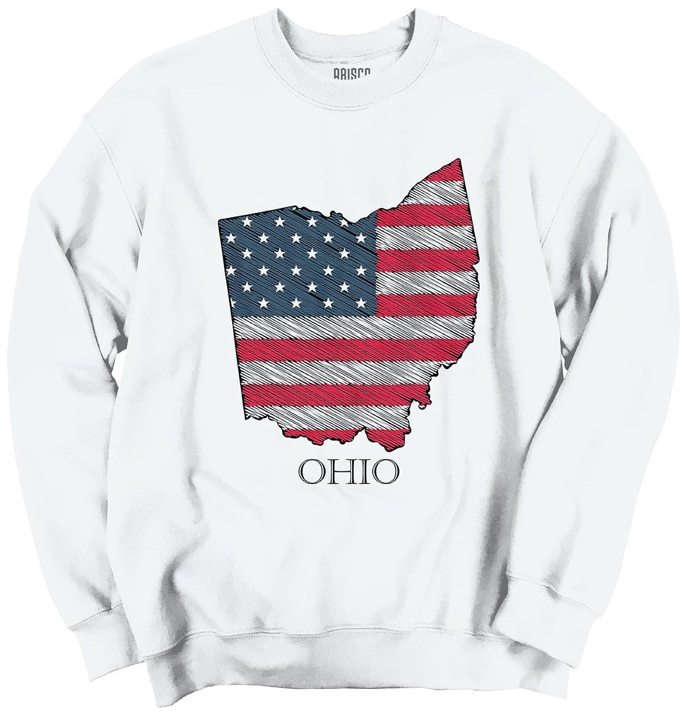 Kimisoy Patriotic USA American Flag Mens Hoodie Midweight Sweatshirt Warm Athletic Pullover Hoodie