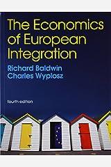 Economics of European Integration Paperback