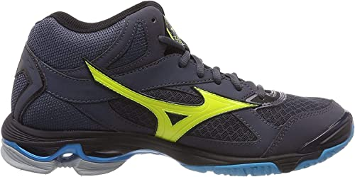 mizuno womens volleyball shoes size 8 x 1 nm full wid