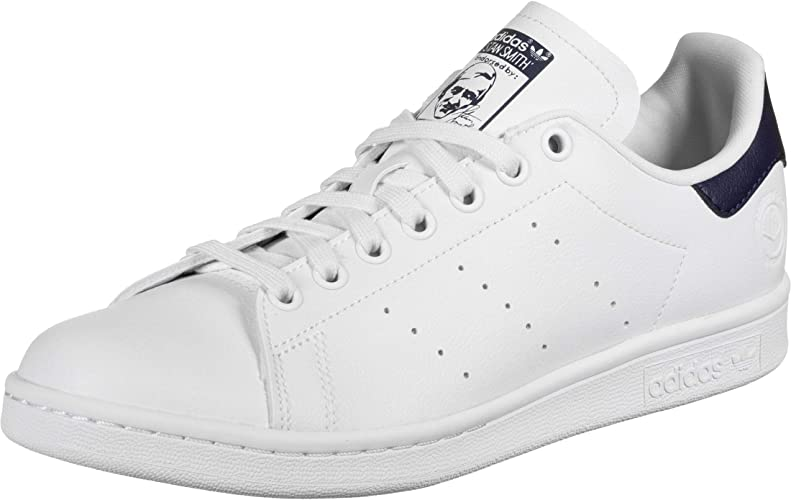 adidas Originals Herren Stan Smith Vegan Sneaker: