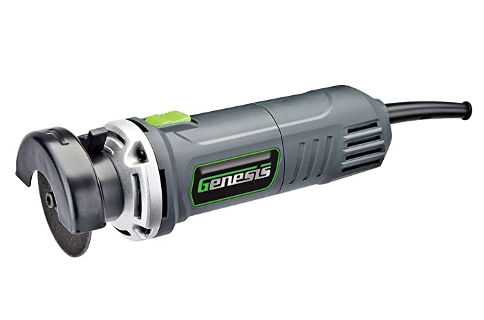 Genesis GCOT335 3 In. 3.5 Amp High Speed Corded Cut Off Tool