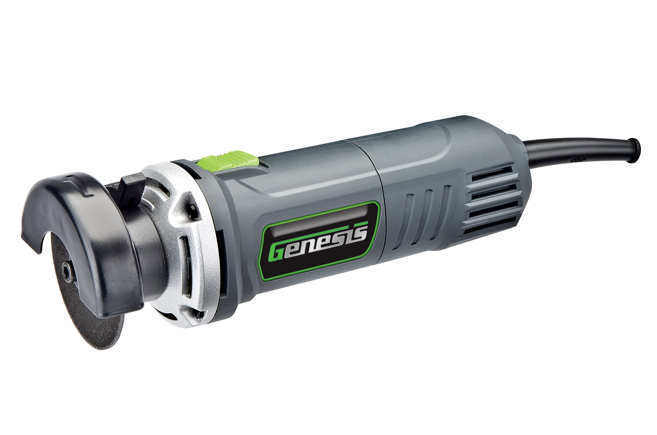 Genesis GCOT335 3 In. 3.5 Amp High Speed Corded Cut Off Tool,