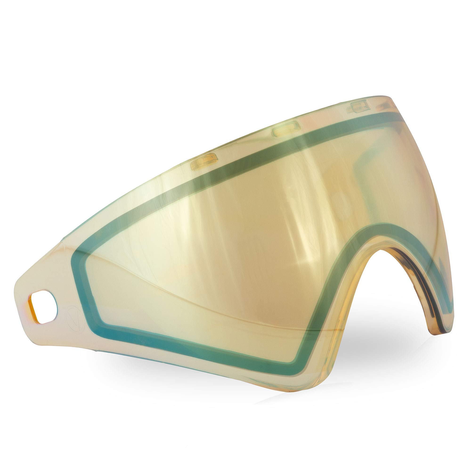 Bunker Kings CMD/Virtue VIO Thermal Paintball Goggle/Mask Replacement Lens - HD Gold by Bnkr Kings