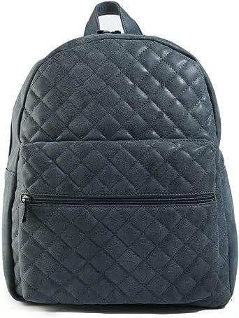 Tatra School Backpacks Leather for Girls - Blue