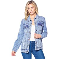 34d881a7e4f Amazon Best Sellers  Best Women s Denim Jackets
