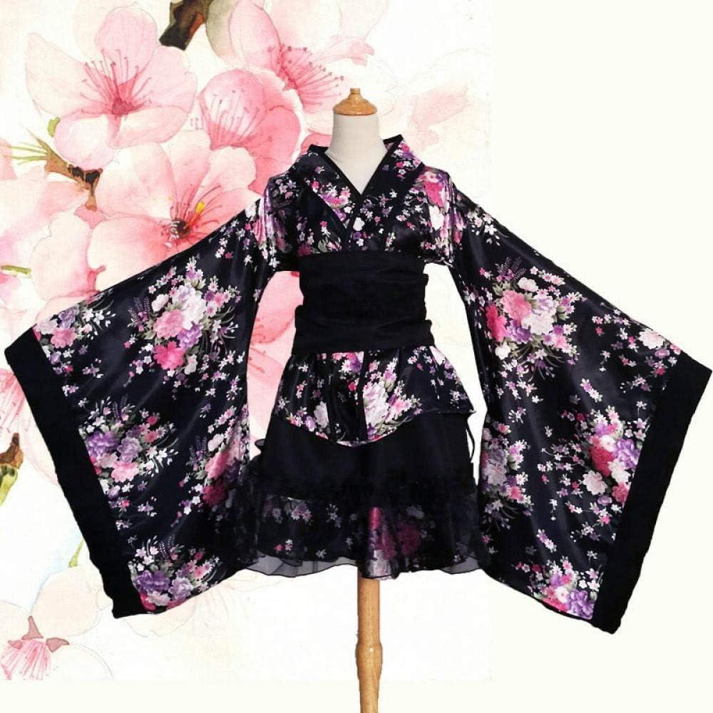 kimono japonés mujer corto