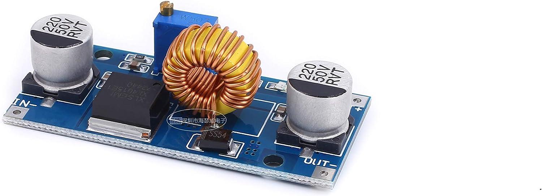 3pcs XL4015 4~38V to 1.25-36V 5A DC-DC Buck Converter Step Down Module 5A DC-DC Adjustable Step-Down Module XL4015 4~38v 96/%