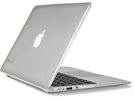 lowest price 583fb 42c78 Amazon.com: Speck Products SeeThru Hard Shell Case for MacBook Air ...