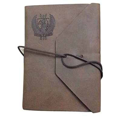 Tomb Raider 20th Anniversary Embossed Leather Journal: Toys & Games