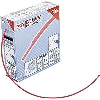 BGS 6846-1   Krympslang låda   röd   Ø 2,5 mm   10 m