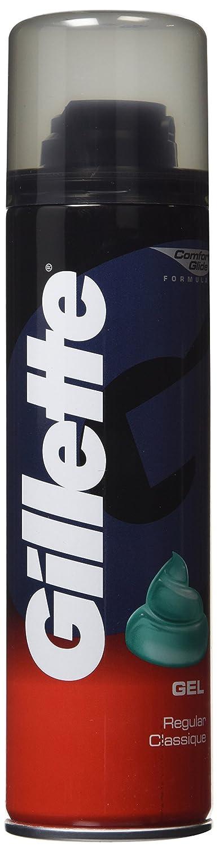 Gillette Shave Gel Regular 200 ml Procter & Gamble 75062523