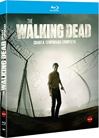 The Walking Dead - Temporada 4 2013 *** Europe Zone ***: Amazon.co ...