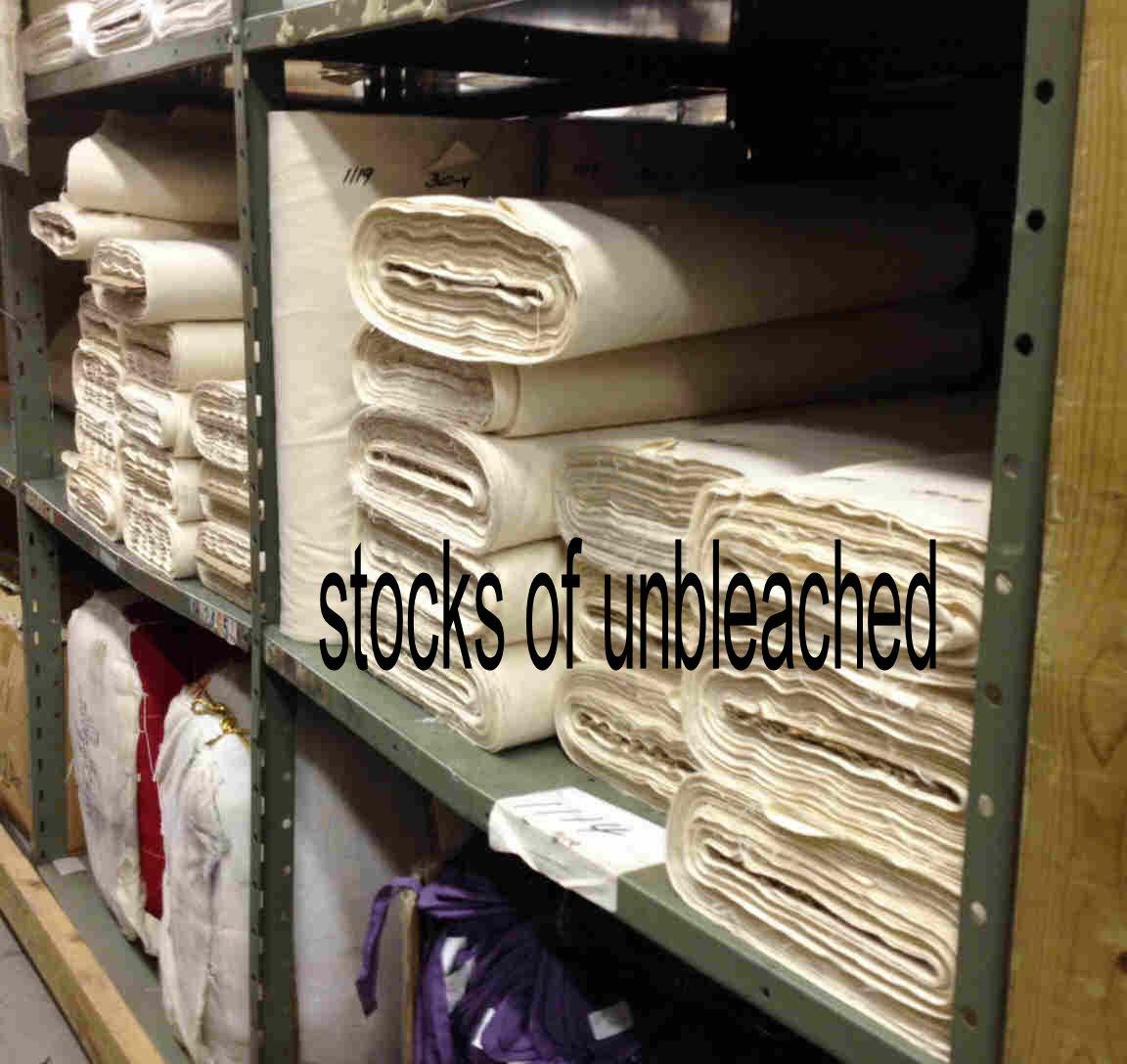 #1114 5 Yards 38 Unbleached Cotton