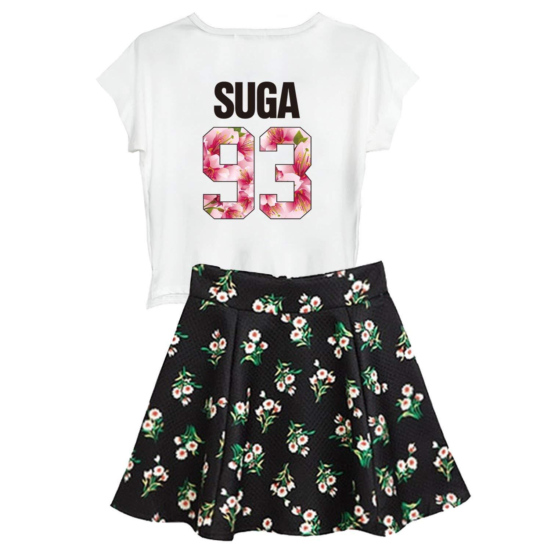 ED Express KPOP BTS Jimin Suga V Jung Kook - Camiseta, Falda ...