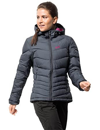 sale retailer a8ea3 242d5 Jack Wolfskin Selenium, Giacca Piumino Donna: Amazon.it ...